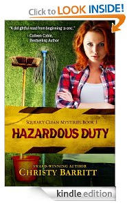 Hazardous Duty Free Kindle Book