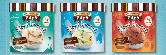 Slow Churned Limited Edition Flavors