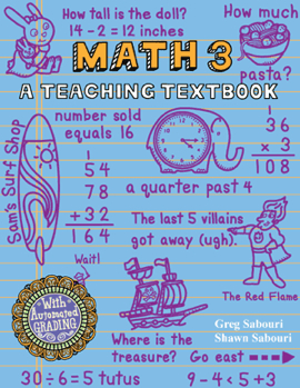 Teaching Textbooks Math 3