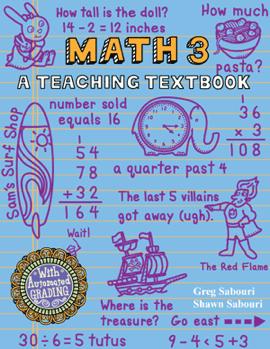 Teaching Textbooks Math 3