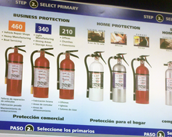 Fire-Extinguisher-Display