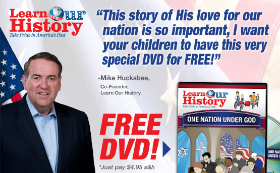 Learn Our HIstory DVD