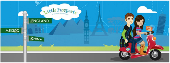 Little Passports Header