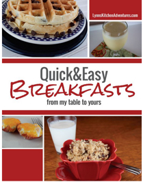 Quick and Easy Breakfasts