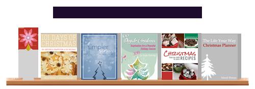 Christmas Planning Ebook Bundle
