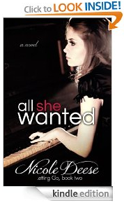 All She Wanted Free Kindle Book