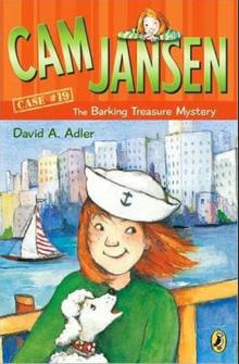 Cam Jansen Books
