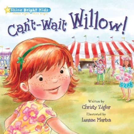 Can't Wait Willow Book Giveaway