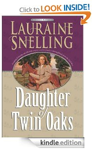 Daughter of Twin Oaks Free Kindle Book