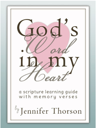 God's Word in My Heart Ebook