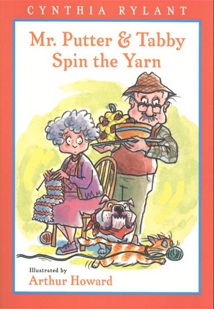 Mr Putter and Tabby Spin the Yarn