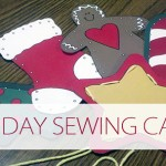 Christmas Sewing Cards