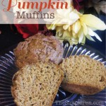 Gluten-Free Pumpkin Muffin Recipe