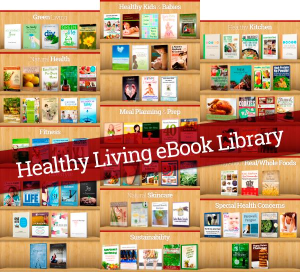 Healthy Living Ebook Bundle