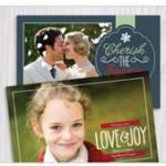 Vistaprint Christmas Card Sale