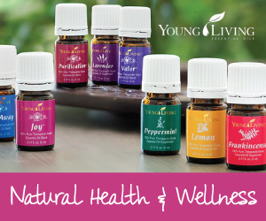 Natural health & wellness with Young Living Essential Oils