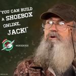 Build an Operation Christmas Child Shoebox Online