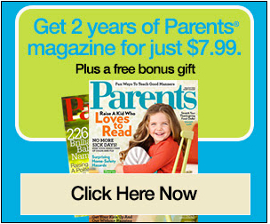 Parents Magazine Subscription Sale