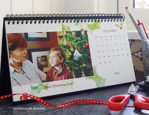 Shutterfly Desk Calendars