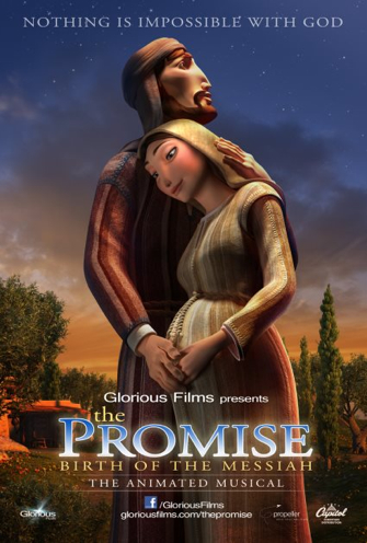 The Promise Animated Musical DVD