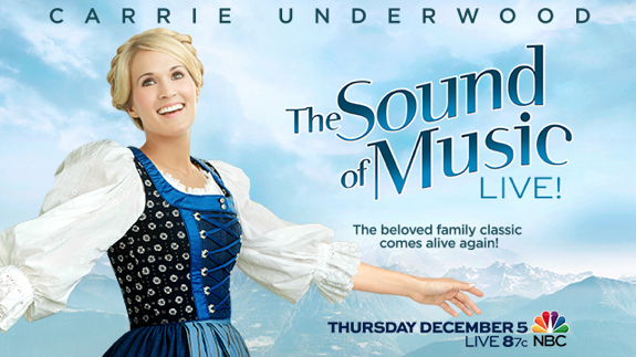 The Sound of Music Live on NBC