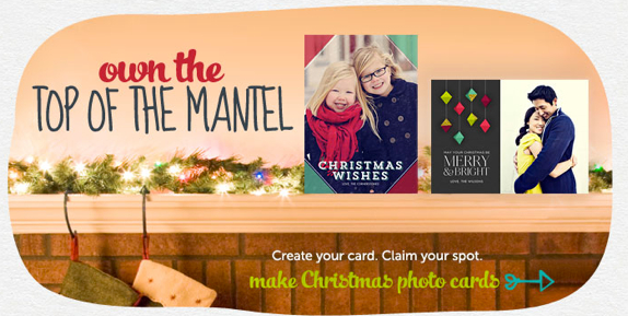 Top of the Mantel Cards