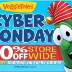 Veggie Tales Cyber Monday Sale