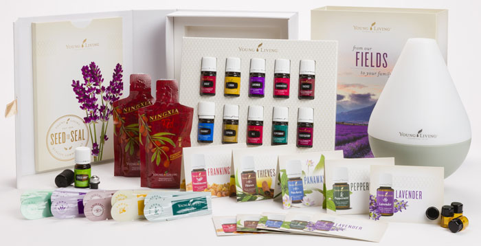 Young Living's Premium Starter Kit || TheSimplePen.com