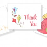 Spring Thank You Notes