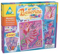 Ballerina Sticky  Mosaics