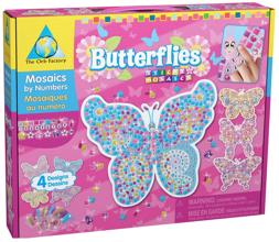 Butterfly Sticky Mosaics