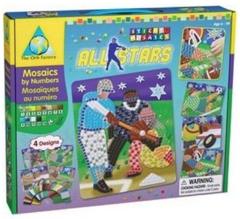 Sports Sticky Mosaics