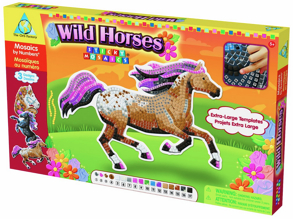 Wild Horses Sticky Mosaics