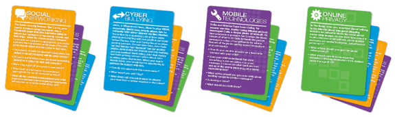 Cyber Safe Discussion Cards