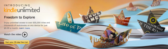 Kindle Unlimited {Read Unlimited Kindle Books}