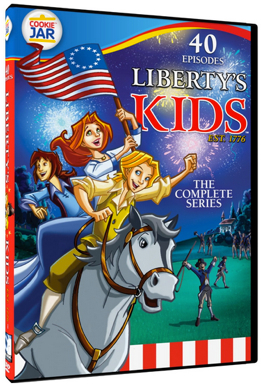 Libertys Kids DVD Sale