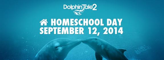 Dolphin Tale 2 Homeschool Day