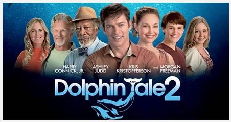 Dolphin Tale 2 Free Homeschool Curriculum