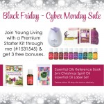 Black Friday Cyber Monday Young Living Deal