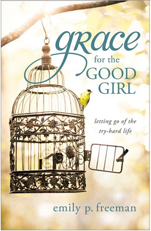 Grace for the Good Girl Kindle Book Sale