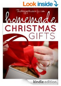 Homemade Christmas Gifts Free Kindle Book