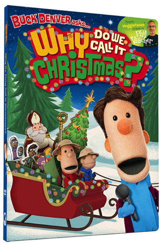 Why Do We Call It Christmas? {Review & Giveaway}