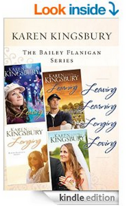 Bailey Flannigan Collection by Karen KIngsbury
