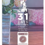 31 Days to Clean Ebook Sale