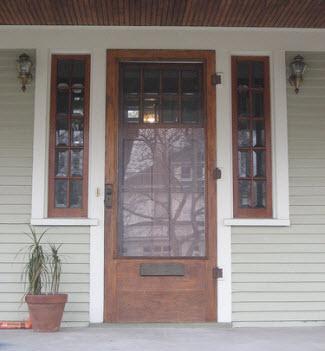 front screen doorLife Through the Screen Door  The Finer Things in Life