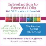 Free Essential Oils Class
