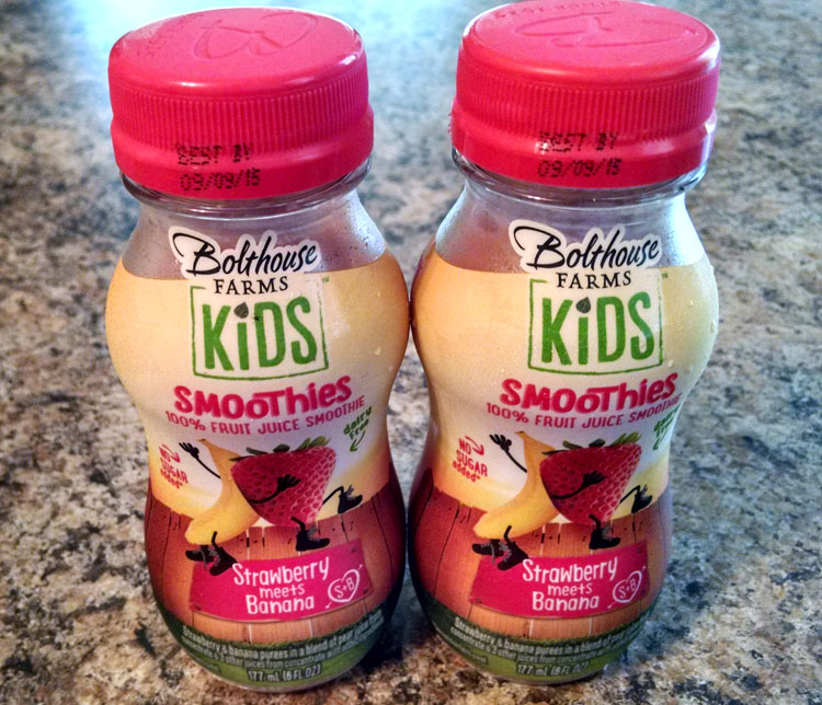 Bolthouse Farms Kids Smoothies