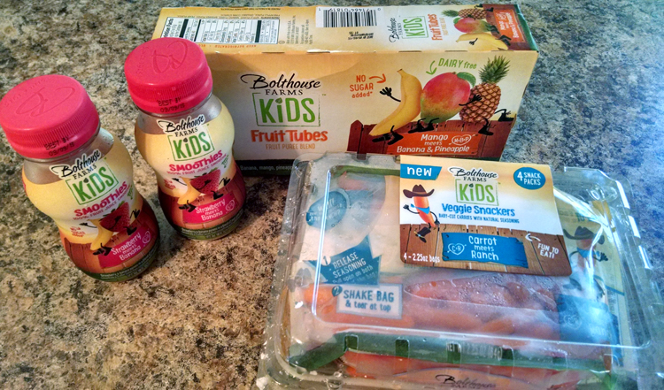 Bolthouse Farms Kids Snacks