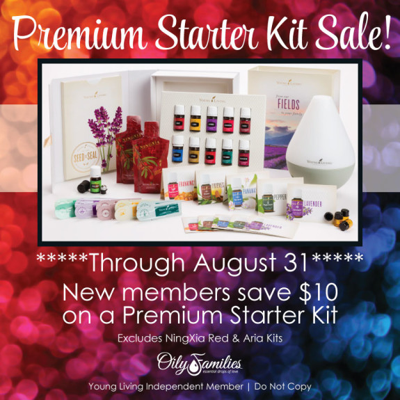 Premium Starter Kit Sale