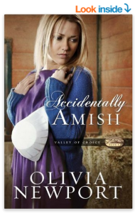 Accidentally Amish Free Kindle Book || TheSimplePen.com